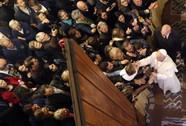 """Giáo hoàng Francis khuyên mafia Ý """"ngừng làm điều ác"""""""