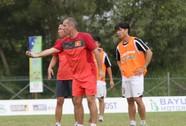 HLV Graechen sẵn sàng dẫn dắt U23 Việt Nam dự SEA Games