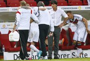 Marco Reus chính thức bị loại khỏi tuyển Đức