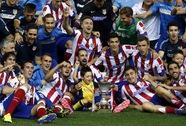 Tân binh Mandzukic lập công, Atletico Madrid giành Siêu cúp