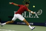 Thượng Hải Masters: Nadal bị loại, Federer suýt thua