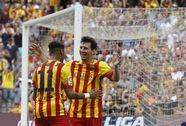 Neymar lập cú đúp, Barcelona hạ gục Bilbao