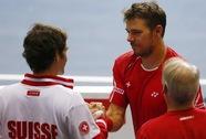 Davis Cup: Thụy Sĩ, Pháp chắc vé vào chung kết
