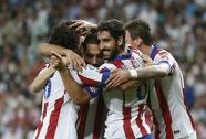 """""""Đại chiến"""" thành Madrid, Real lại thua sốc Atletico"""