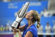 Bouchard đòi nợ bất thành, Kvitova vô địch WTA Vũ Hán