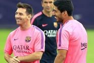 Barcelona cho Suarez đá với U19 Indonesia để giữ phong độ