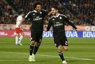 Ronaldo lập cú đúp, Real Madrid nối dài kỷ lục 20 trận thắng