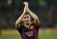 Lập hat-trick vàng, Messi phá kỷ lục Champions League