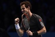 Đánh bại Raonic, Murray tiếp tục mơ tranh bán kết