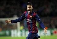 Neymar lập siêu phẩm, Barcelona đè bẹp PSG