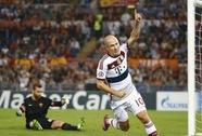 """""""Hùm xám"""" gầm vang ở Roma, Man City bị cầm hòa thất vọng"""