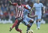 """""""Giải mã"""" thành công Southampton, Man City lên ngôi nhì bảng"""