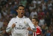 Ronaldo lập đại công, Real Madrid thắng tưng bừng ở Bernabeu