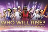 4 kiều nữ giành quyền tham dự WTA Finals 2014