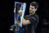Không thi đấu chung kết, Djokovic vẫn lên ngôi vô địch