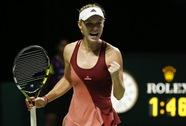 Mỹ nhân đại chiến, Wozniacki đối đầu Radwanska ở Madrid Open