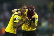 """""""Thủy triều vàng"""" cuốn phăng Bayern Munich, Dortmund giành Siêu cúp Đức"""