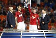 Thắng Liverpool 3-1, Man United vô địch Champions Cup 2014