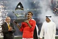 Federer vô địch ở trận cầu đầy cảm xúc