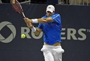 Các tay vợt mạnh gục ngã ở trận mở màn Masters Toronto