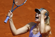 Rome Open 2014: Wawrinka và Sharapova rủ nhau bại trận