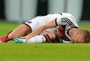 Marco Reus bật khóc vì sợ bỏ World Cup 2014