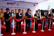 Khánh thành tòa nhà sản xuất thứ 2 của Rohto-Mentholatum