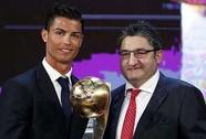 Ronaldo đoạt giải Cầu thủ xuất sắc nhất năm 2014