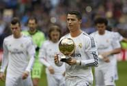 Ronaldo đưa Real Madrid tạm chiếm ngôi đầu La Liga