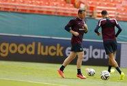 Rooney mất suất đá cắm ở đội tuyển Anh