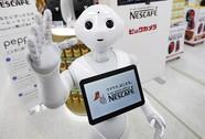 Nhật Bản đặt cược vào robot