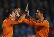 """""""Đánh tennis"""" với Schalke, Real rộng cửa tứ kết"""