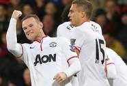 Nhận lương cao, Rooney giúp M.U hạ Crystal Palace