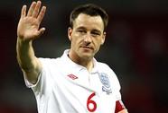 Terry hết cơ hội trở lại tuyển Anh dự World Cup 2014