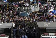 Thái Lan điều 200.000 cảnh sát bảo vệ tổng tuyển cử