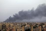 Dân quân Misrata chiếm sân bay Tripoli