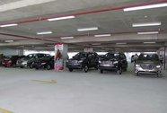 Khánh thành khu nhà để xe cao tầng đầu tiên tại TP HCM