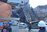 Vụ sập giàn giáo đường sắt trên cao: Đề nghị gửi công hàm đến ĐSQ Trung Quốc