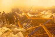Một công nhân mất tích dưới hàng ngàn tấn cá tra đông lạnh