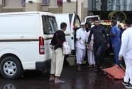 Cháy khách sạn, 15 người chết