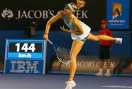 Sharapova khó đi xa