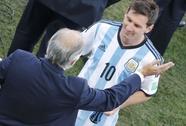 Messi lập kỷ lục vô tiền khoáng hậu ở World Cup