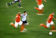 Messi bị kiểm tra doping sau trận thắng Hà Lan