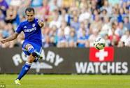 Chelsea - Vitesse 3-1: Tân binh Fabregas lập siêu phẩm sút phạt