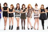 Nhóm nhạc nổi tiếng SNSD biểu diễn tại Hà Nội vào 2-9