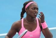 Stephens, Davis nối gót Serena chia tay Family Circle Cup