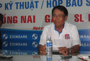 HLV CLB Đồng Nai đau buồn xin lỗi người hâm mộ