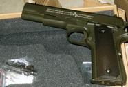 Đem súng giả đi cướp tài sản lúc rạng sáng