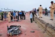 Lấn trái, ô tô gây tai nạn liên hoàn làm 4 người thương vong