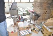 Thu giữ hàng ngàn chai nhớt giả nhãn hiệu